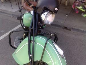 mr wednesday cafe alphington motorbike indian 2