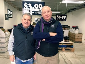 pop up wine shop pascoe vale owners