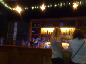 The Bar is Stylish, old world and inviting, as are the delightful saff and management.