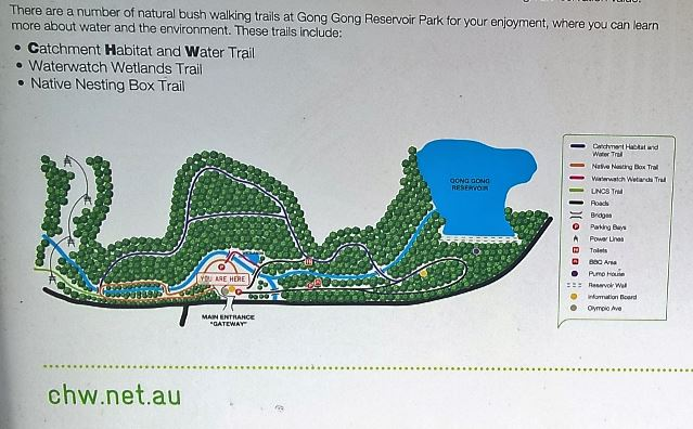 gong_gong_reservoir_ballarat_bushwalking_map_trails