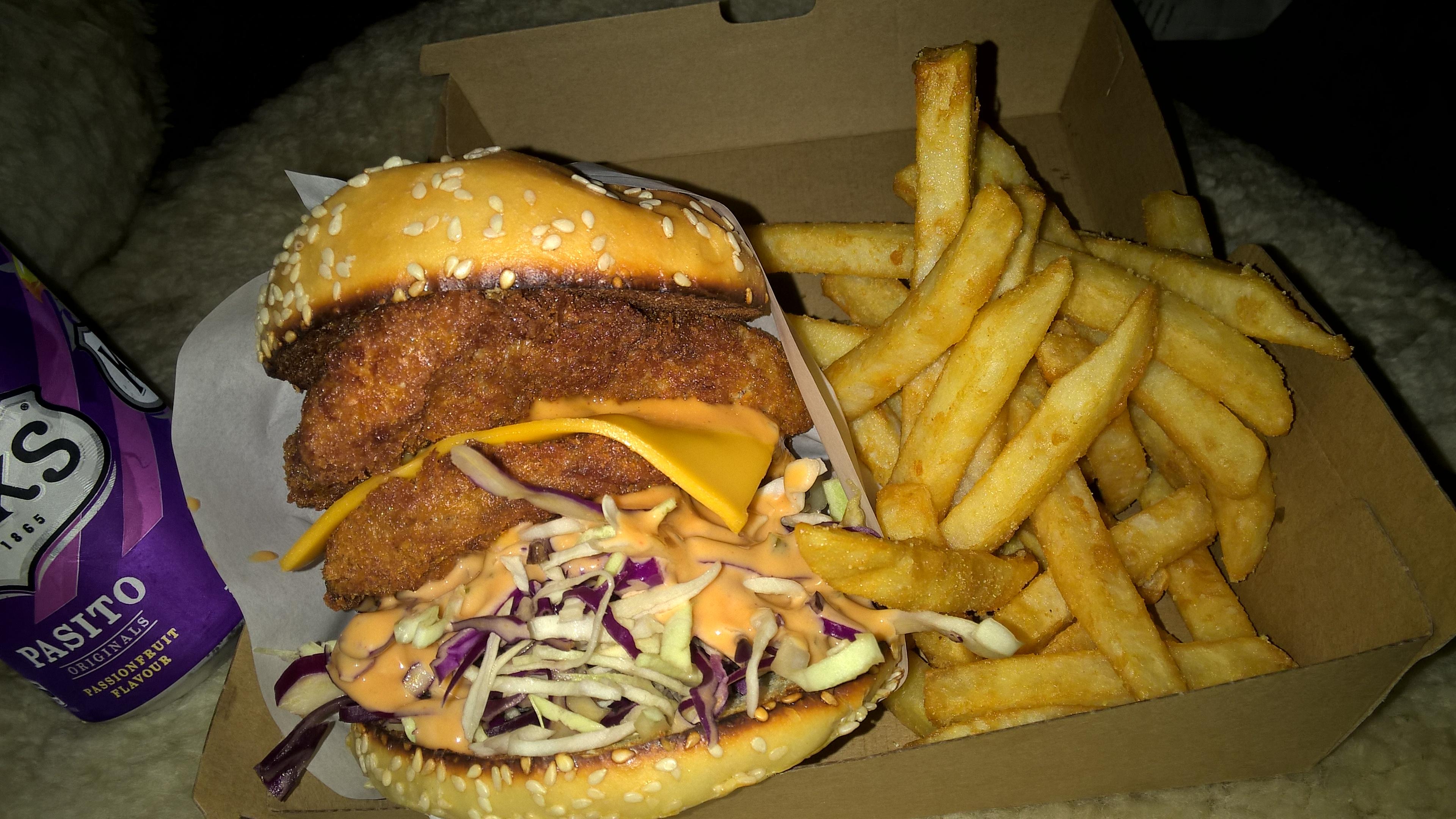 Howitt Street Food Van