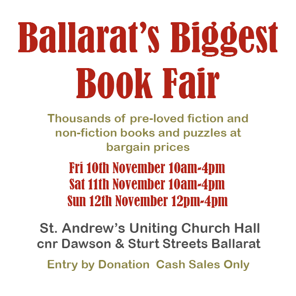 uniting_care_ballarat_book_fair_2017