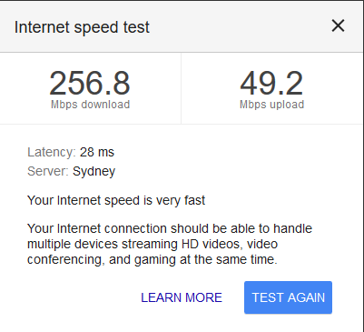 iinet_cable_broadband_ballarat_speed_mbs_very_fast_google_internet_speed_test